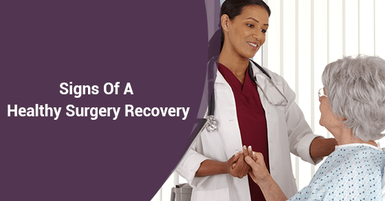 Healthy Surgery Recovery