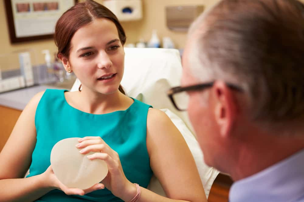 Saline Breast Implants