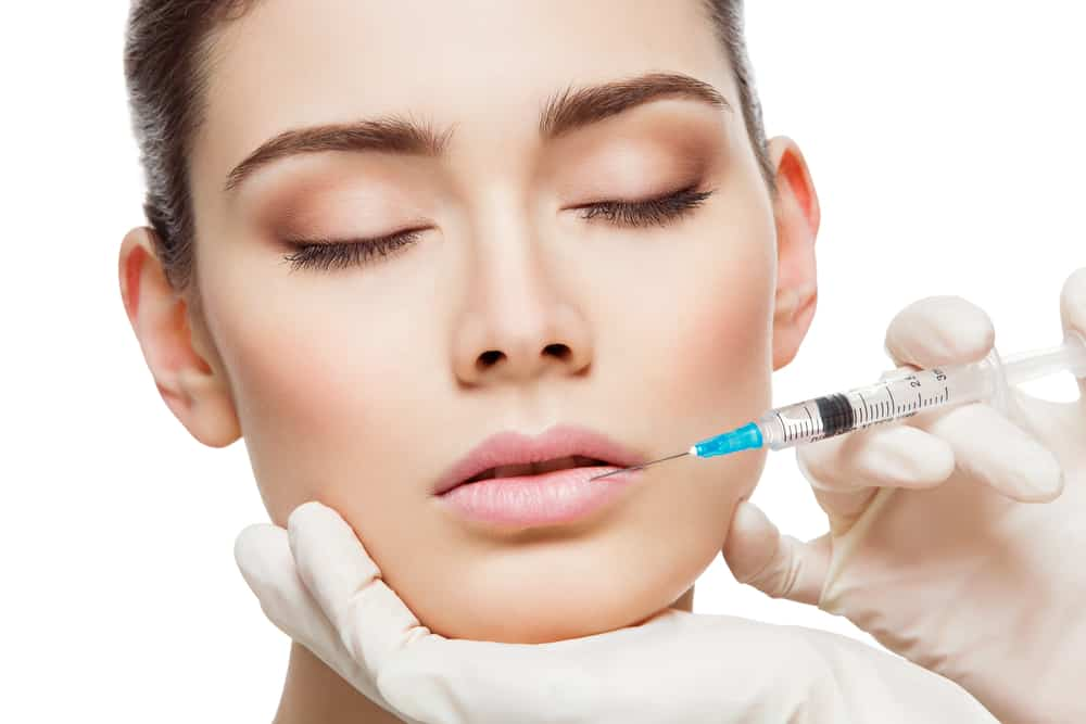 Lip Injections Procedure