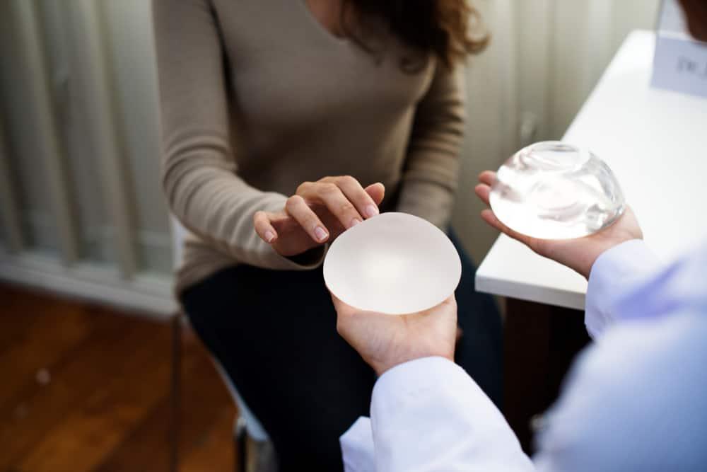 Breast Implants Size Shape